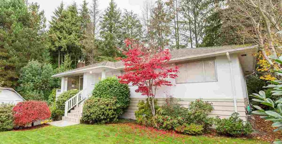 4522 Ranger Avenue, Canyon Heights NV, North Vancouver